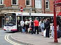 Bus, Kidderminster - DSCF0928.JPG