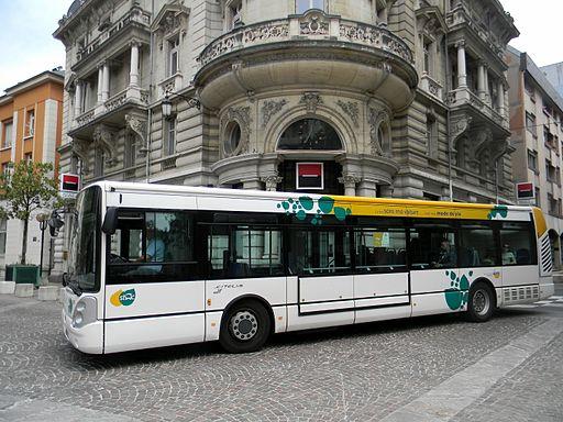 Bus Citelis STAC Chambéry