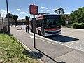 Bus Colibri à l'arrêt gare de Saint-Maurice-de-Beynost (mai 2020).jpg