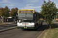 Busabout bus route 855 at Prestons, NSW.jpg