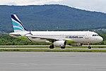 BusanAir first flight to Vladivostok.jpg