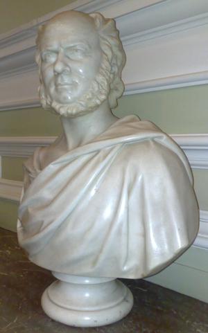 Joseph Gillott - Bust of Gillott, in the foyer of The Council House, Birmingham.