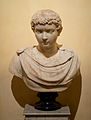Bust of young boy in Musei Capitolini.jpg