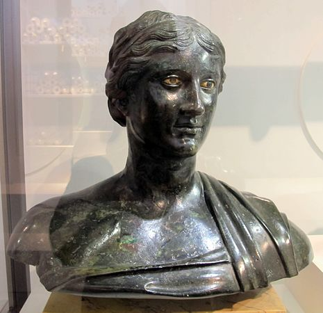 Busto di c.d. saffo, da villa papiri ercolano, copia romana da orig. del 400-350 ac. ca, MANN.JPG