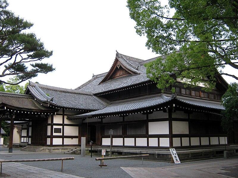 京都の武徳殿