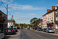 Buttevant Main Street Intersection with R522 2012 09 08.jpg