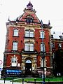 Bydgoszcz, gmach Dyrekcji Kolei, 1886-1889 - skrzydło wschodnie.JPG