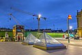 Byggarbetsplats Metrostation Kongens Nytorv Kopenhamn 20140424 0044 (14017345814).jpg