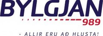 Bylgjan - Image: Bylgjan logo