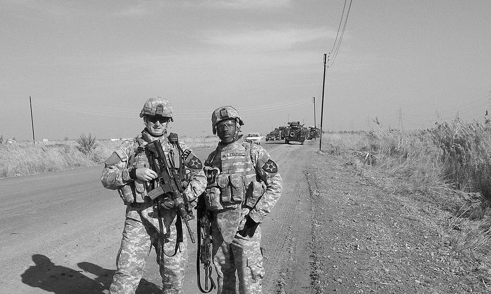 C-52 Soldiers in Baghdad 26DEC2006