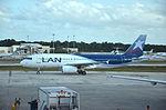 CC-CQM Airbus A320-233 LAN Chile (24110895151).jpg