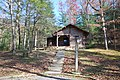 CCC built cabins at Douthat State Park cabin 7 (40191960352).jpg