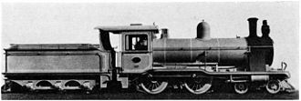 1903 in South Africa - CGR ''Wynberg Tender''