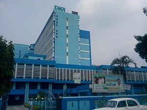 Kolkata Metropolitan Development Authority - CMDA main bulding