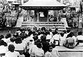 COLLECTIE TROPENMUSEUM Godsdienstige plechtigheid in de Pura Dalem Bali TMnr 10001227.jpg