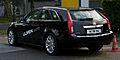 Cadillac CTS Sport Wagon 3.6 V6 AWD Sport Luxury (II) – Heckansicht, 18. Juni 2012, Düsseldorf.jpg