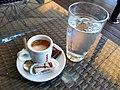Caffè macchiato in Hotel Moskva, Belgrade 03.jpg