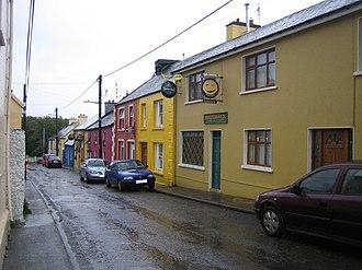 Castlegregory - Main Street, Castlegregory