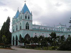 Calape, Bohol - Image: Calapechurch