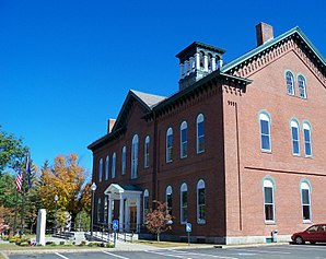 Caledonia County Courthouse