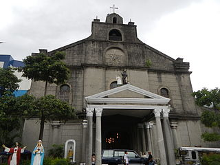 Caloocan Cathedral Church in Philippines, Philippines