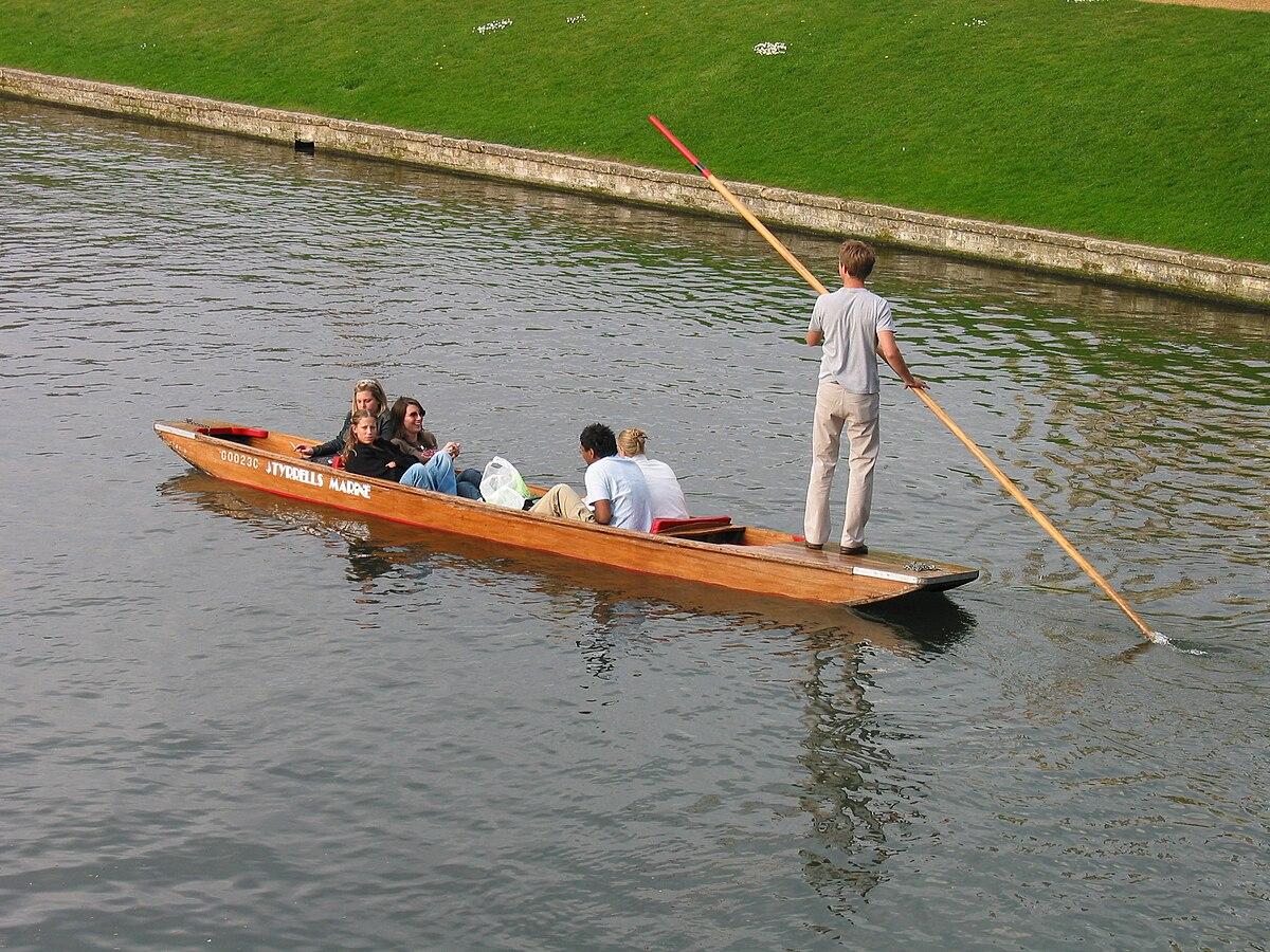 Punt (boat) - Wikipedia