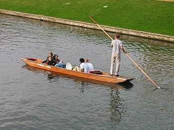 Punt (boat) Wikipedia