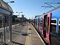 Cambridge Station, Platform 2 for Kings Cross - geograph.org.uk - 2648875.jpg