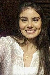 Camila Queiroz Brazilian actress and model