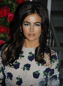 Camilla Belle in 2012