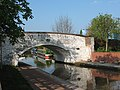 Canal bridge no. 169, Middlewich - geograph.org.uk - 1266641.jpg