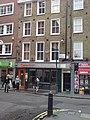 Canaletto's House, Beak Street, Soho - geograph.org.uk - 576076.jpg