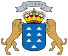 Coat-of-arms of the Canary Islands