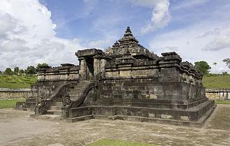 Sambisari - The main temple of Sambisari