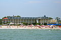 Cape May Congress Hotel from the sea.JPG