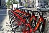 Capital Bikeshare in Washington, D.C.