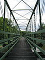 Capon Lake Whipple Truss Bridge Capon Lake WV 2009 07 19 07.jpg