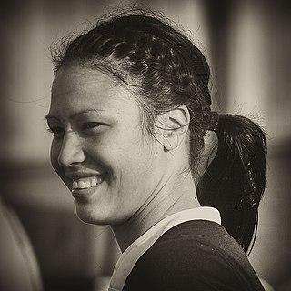 Carla Hohepa Rugby player