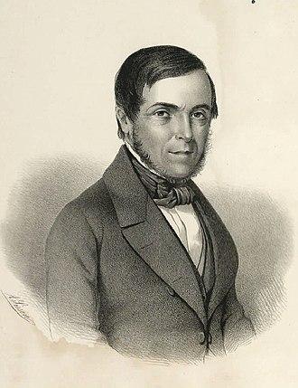 Honório Hermeto Carneiro Leão, Marquis of Paraná - Honório Hermeto Carneiro Leão