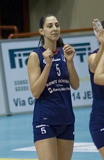 Carol Gattaz Brazilian volleyball player