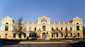 University of Chile - Main House.