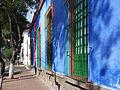 Casa azul, Museo Frida Kahlo de Frida Kahlo (RunningToddler).jpg