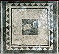 Casa di paquius proculus, cortile con mosaici 06.jpg