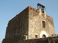 Castell de Torcafelló Capella de Sant Jordi.jpg