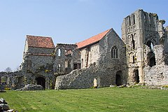The Priory, Castle Acre