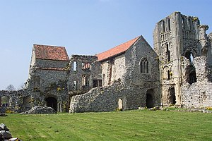 Castle Acre - Image: Castle Acre Priory