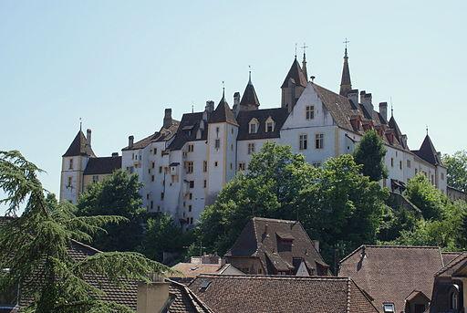 Castle of Neuchâtel