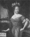 Catharina Ebba Horn af Åminne, 1666-1736, g. Banér (Amalia von Königsmarck) - Nationalmuseum - 14889.tif