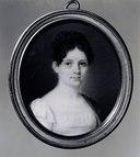 Catharina Grevesmühl (1765-1852), f Dahrelius Pendant till NMB 509 (Anders Gustaf Andersson) - Nationalmuseum - 24448.tif