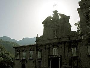 Abbazia Benedettina di Cava de' Tirreni